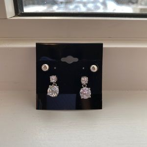 FREE w Purchase! - sterling silver&costume earring